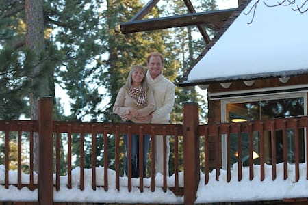 Natures Cathedral Mountain Retreat - Bed & Breakfast