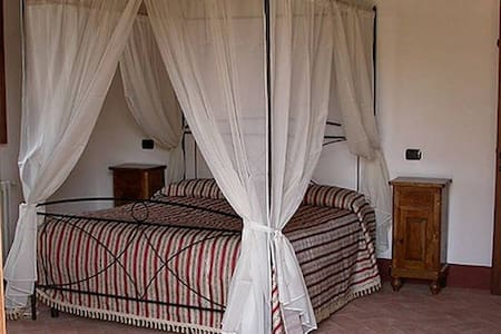 Double room with a view - Monticchiello - Bed & Breakfast