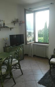 Camera singola sul lago - Appartement