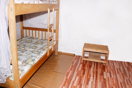 Shared Room Bunked Bed - Pensione