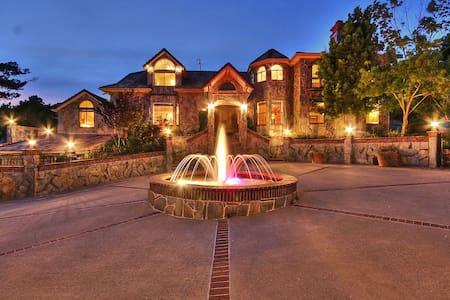 Luxury Happy Valley Private Estate - Orinda