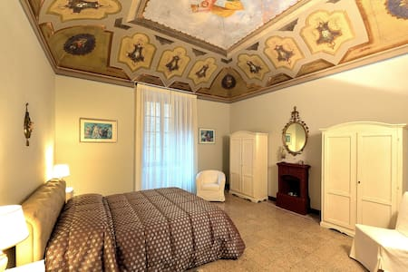 1800s house and garden close to the Spa - Monsummano Terme - Apartmen