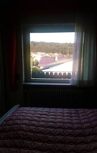 Private, simple and clean room with a good view - Bed & Breakfast