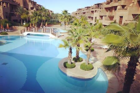 Appartement de charme 3 chambres avec piscine - Pis