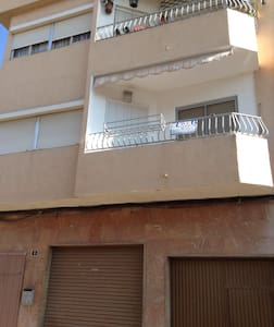 1er piso soleado 110m2 - Apartment