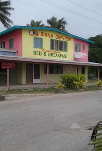 Biana Settlement, Vunisea, but - Bayview - Szoba reggelivel