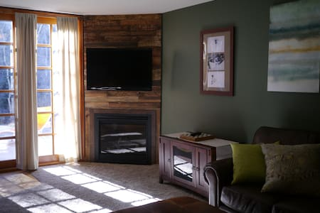 This updated private one bedroom apartment is on a wooded lot featuring a private deck with huge fire pit to enjoy the crisp mountain air. Centrally located in Summit Park, this is the perfect location to experience all that Park City and the Wasatch mountains have to offer.
