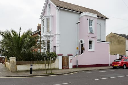 Character Victorian House Room 1 - Portsmouth - Bed & Breakfast