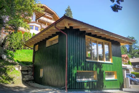 Green Home - Sunny chalet with big terrace - House