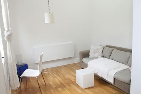 Sofa bed available in amazing house - Salford