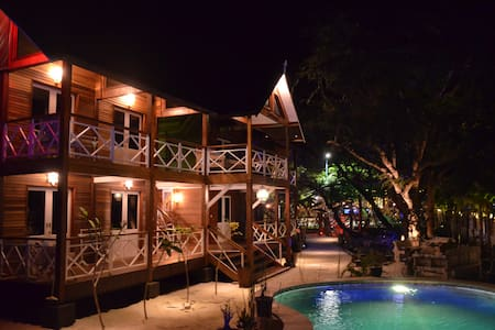Serene Beach Villa - Villa