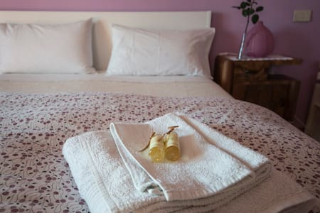 Quiete e vista a due passi da Roma - Bed & Breakfast