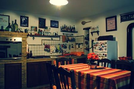 Grandma Teresina's little house - Rocca San Giovanni - Rumah