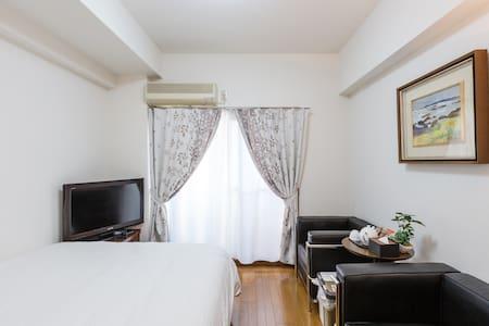 Cozy room 4 mins Karasumaru station & free WiFi - Chambres d'hôtes