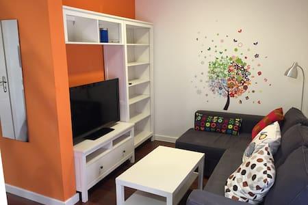 Bonito apartamento nuevo en el Casco Antiguo - Badajoz - Apartemen