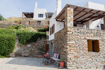 Prodicus, Traditional Villa in Kea - Ioulis - Villa