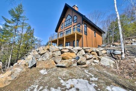Beautiful ski mountain lodge - Dům