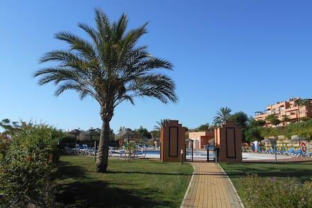 Apartamento cerca de Casares playa y golf - Wohnung
