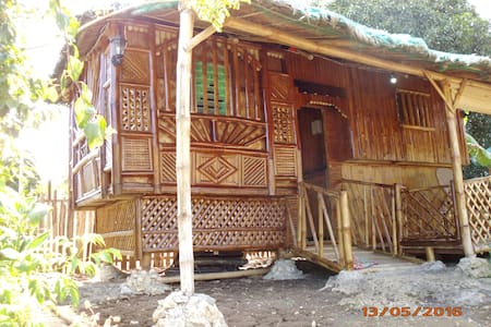 """Bamboo House 2 / Room 2"" - Moalboal"