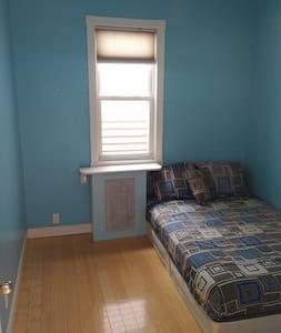 Cozy comfortable room near JFK&LGA - Apartamento