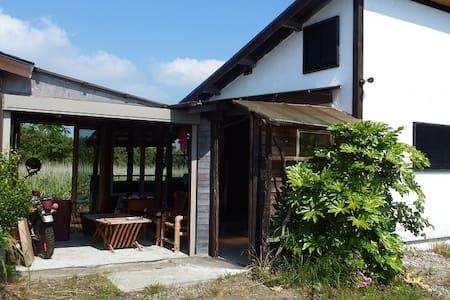 Rustic resort isum club house - Bungalow