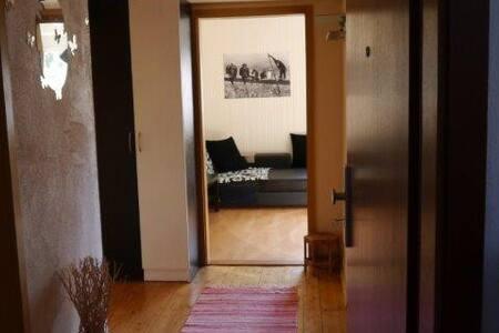 Schönes Zimmer, ab 2-3 Übernachtng. - House