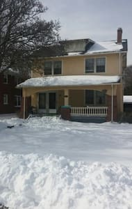 Charming Upstairs Ginter Park Apartment - Richmond - Pis