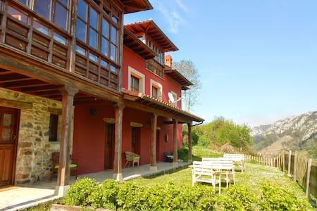Hotel rural La Gloria del Sueve II - Asturias - Bed & Breakfast