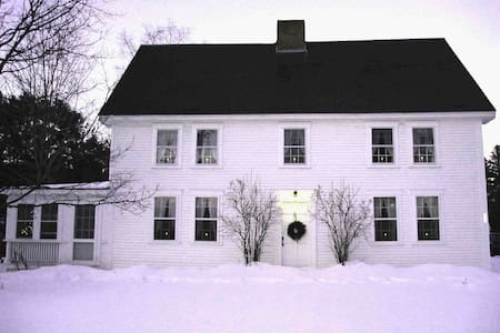 1795 Colonial in  Historic District - Canaan