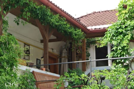 Quiet flat in charming Old Rectory mansion - Praha 6, Dejvice - Leilighet