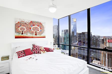 Melbourne City - Southbank - Apartment