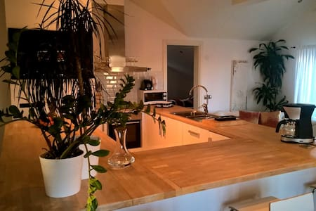 AUTUMN DISCOUNT Central and luxurious apartment - Huoneisto