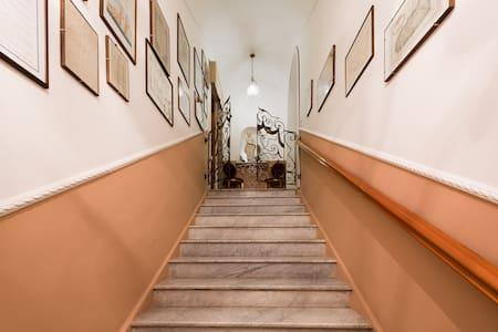 Suite per 4 pax vista mare a Salina - Villa