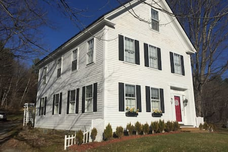 Charming Vermont farmhouse close to Killington - Bridgewater - Hus