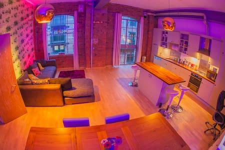 LUXURY room near Canary Wharf - Apartment