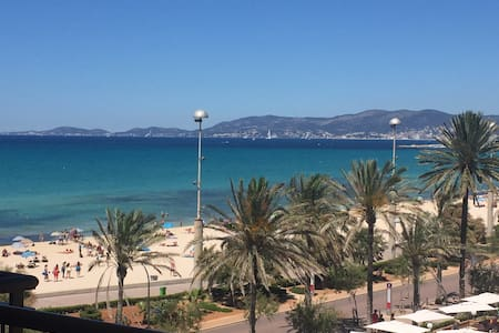 Playa de Palma apartamento con vistas - Apartamento