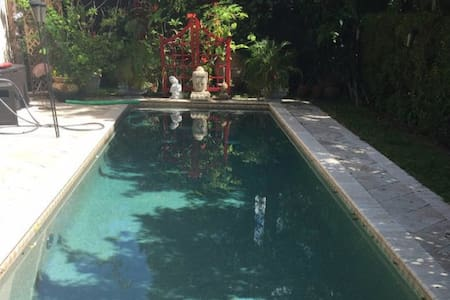 Private Room in Palm beach Gardens and  Pool - 獨棟
