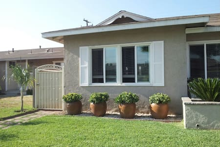 Studio for rent. Parking. Cozy. - Buena Park - Pousada