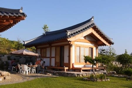 함평 한옥마을-함평이야기 (Hampyeong Korean Traditional House) - House