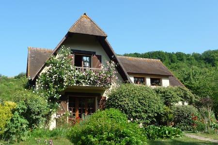 Maison d'Hôtes les Coquelicots - Giverny