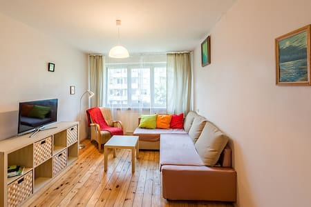 Charming & well connected apartment - Apartamento
