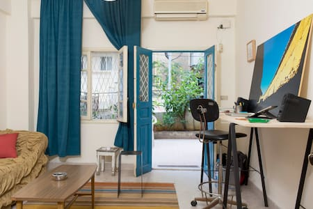 Charming and central 1bd +Terrace - Achrafieh