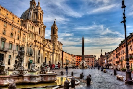 few steps from Piazza Navona 2
