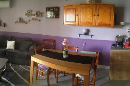 Bel appartement rénové, au bord de l'étang de Thau - Balaruc-les-Bains