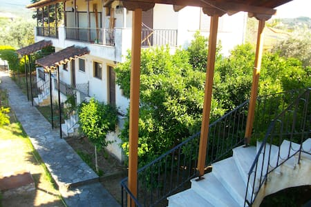 The two-floor apartment on the north of Evia №1 - Leilighet