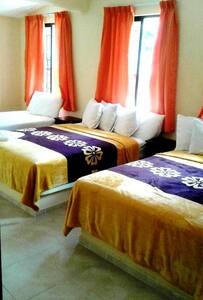 LA ORQUIDEA COATEPEC Habitacion Triple - Bed & Breakfast