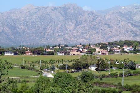 Siéntete en casa en el PN Sierra de Guadarrama - Haus