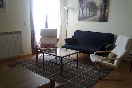 Apartamento Turístico Argualas - Appartement