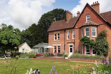 Comfortable Victorian family home - Warminster - Bed & Breakfast