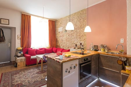 great room in great place not far Viennas center - Vienne - Appartement